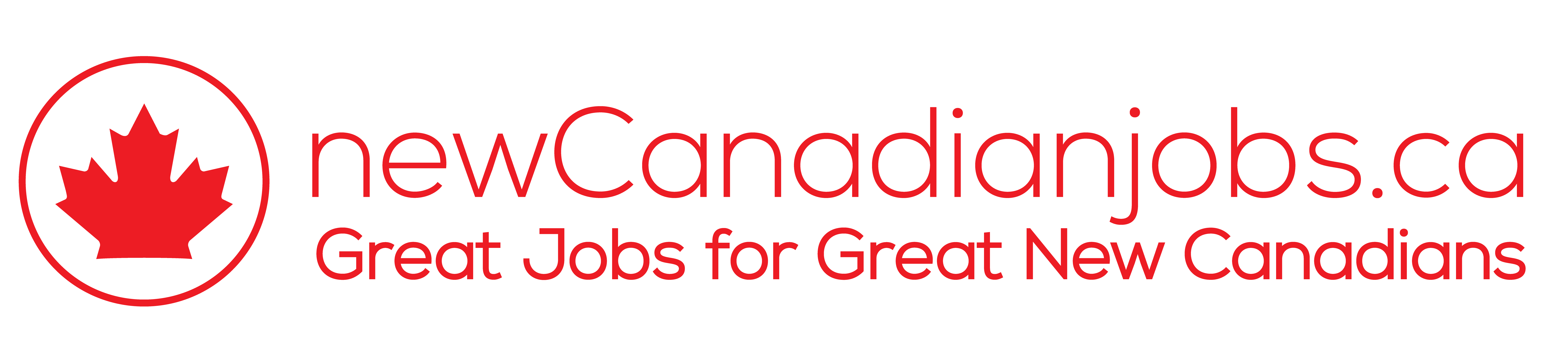 New Canadian Jobs